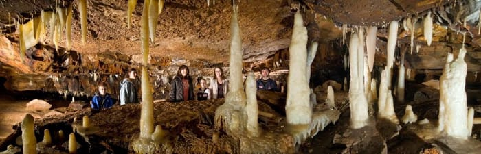 Ohio Caverns West Liberty