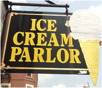Ice Cream Parlor West Liberty