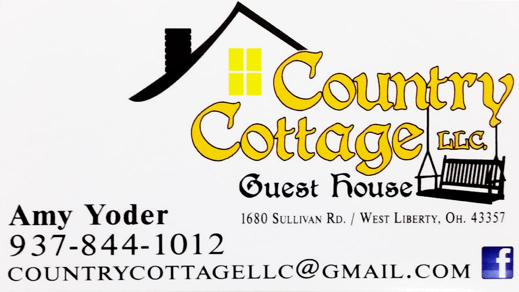Country Cottage Guest House West Liberty