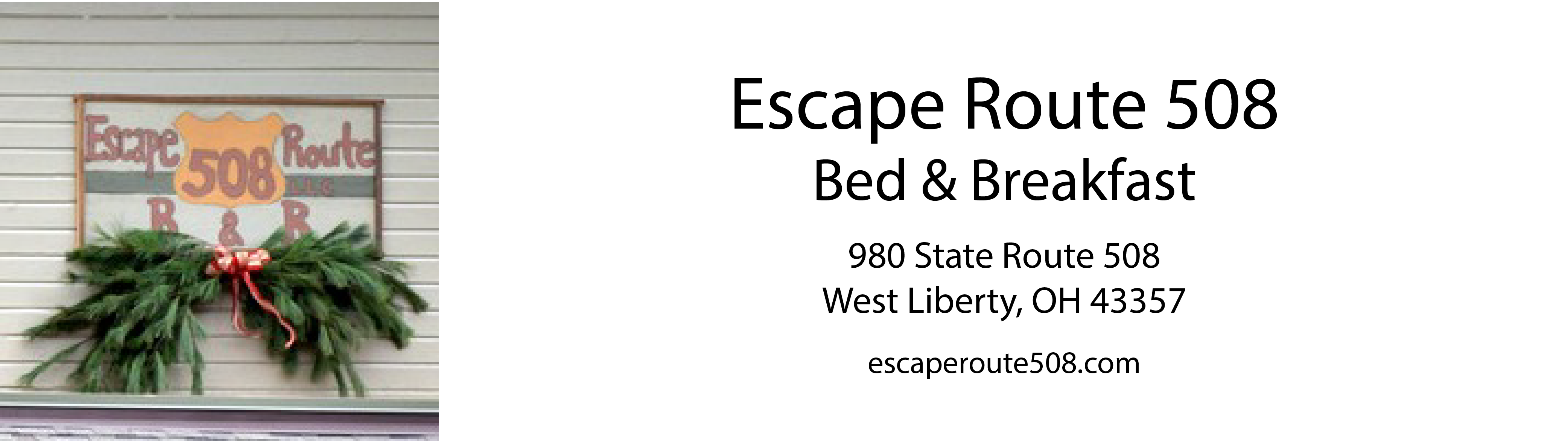 Escape Route 508 Bed and Breakfast